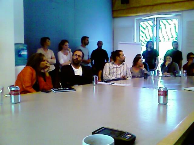 W+k amsterdam, creative meeting, 5:20