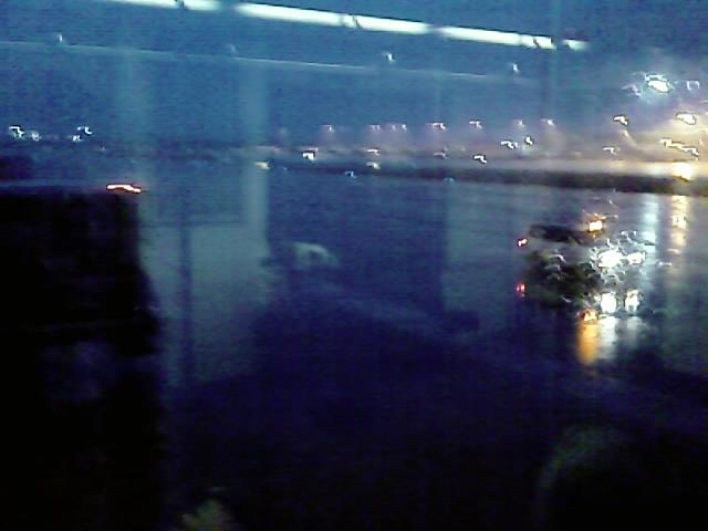Dulles, Rain, 8:46PM