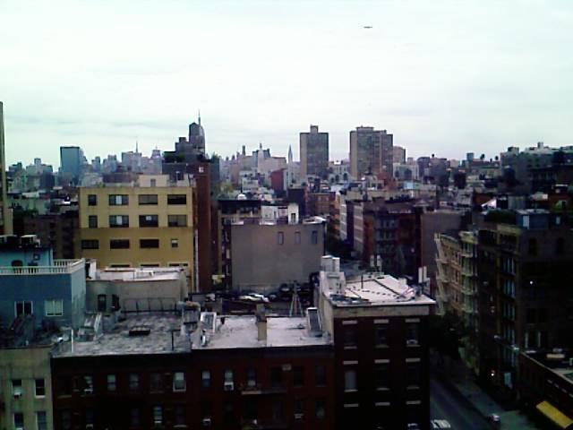 NYC, 7:27AM local