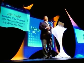 Jeff Yapp, EVP MTV Networks Music and Logo Enterprise Group