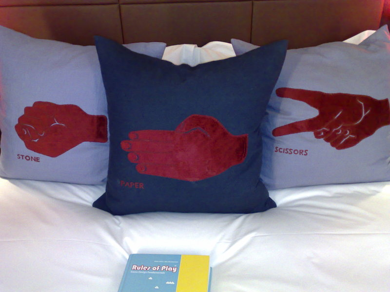 maybe the coolest pillows