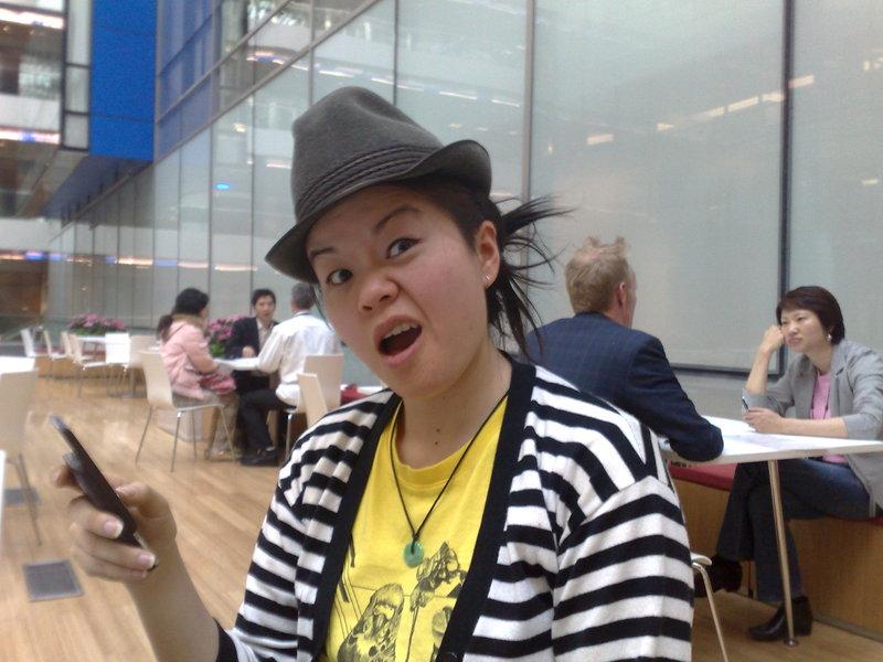 Liana Chang @ Nokia Beijing
