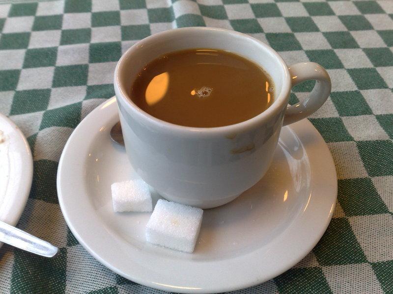 Koffie Huis 'de hoek'